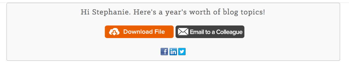 download hubspot years worth of blog content ideas