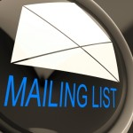 Set up a mailing list