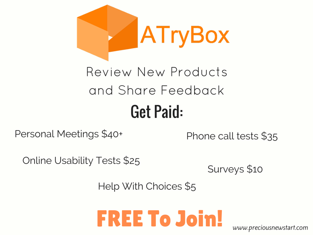 Get Paid With ATryBox
