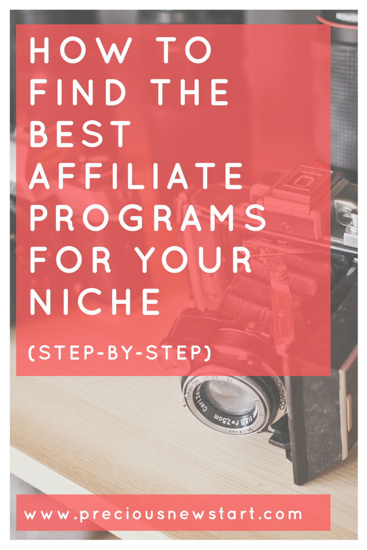 HOW TO FIND THE BEST AFFILIATE PROGRAMS FOR YOUR NICHE-3