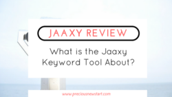 what is the jaaxy keyword tool about